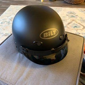 Women's Bilt Motorcycle Helmet